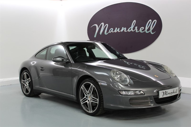 used Porsche 911 CARRERA 4 in oxfordshire