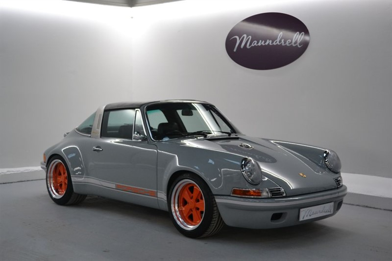 used Porsche 911 911 Targa Carrera 4 Unique Re-creation, Full History, Thousands Spent in oxfordshire