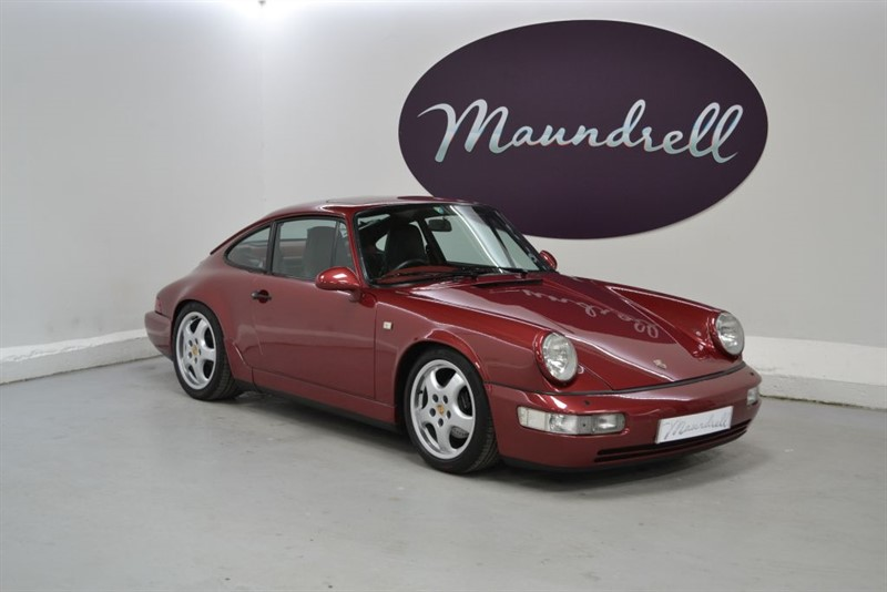 used Porsche 911 CARRERA 4, Heated Seats, BLACK FRIDAY DEAL - (ENDS 27/11) in oxfordshire