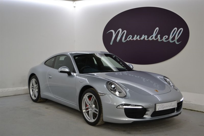 used Porsche 911 CARRERA PDK, ONE Owner, Park Assist, Porsche History in oxfordshire