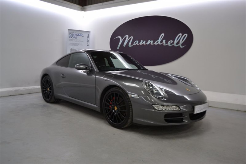 used Porsche 911 CARRERA 2 S TIPTRONIC S, Heated Seats, Sports Exhaust, Park Assist in oxfordshire