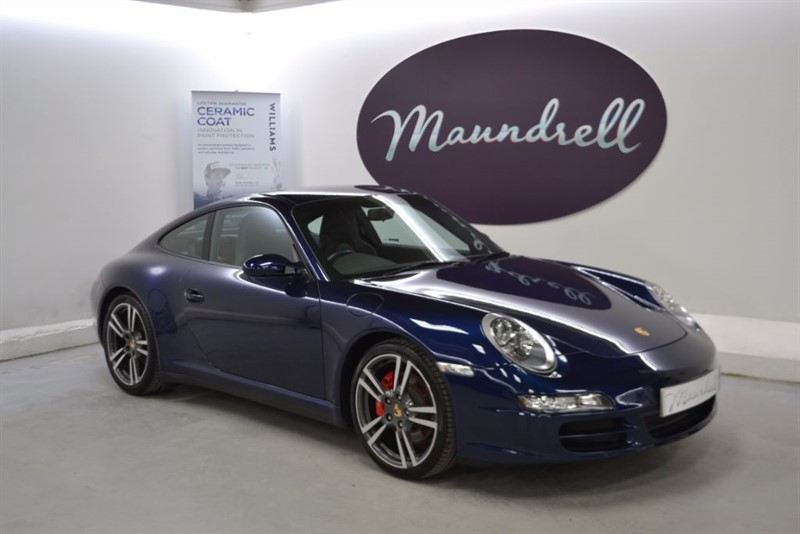 used Porsche 911 CARRERA 4 S, Sports Seats, Sports Exhaust, Park Assist in oxfordshire