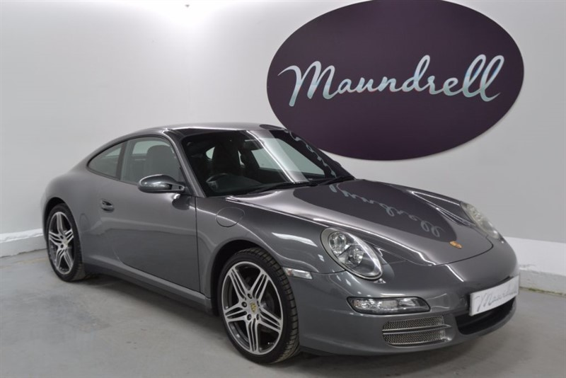 used Porsche 911 CARRERA 4, Park Assist, Bose, Navigation in oxfordshire