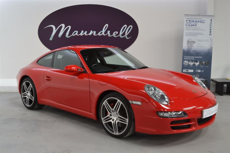 used Porsche 911 CARRERA 2 S TIPTRONIC S, Sports Seats, Sports Exhaust, Sunroof in oxfordshire
