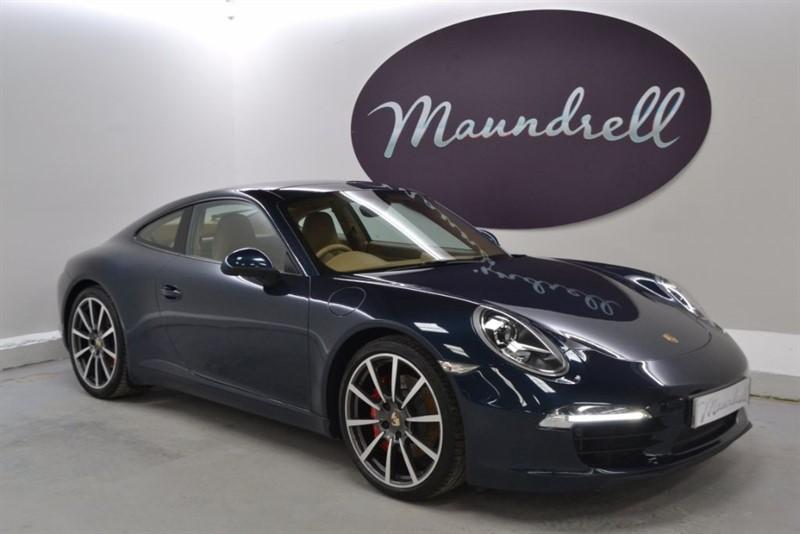 used Porsche 911 CARRERA S PDK, Sunroof, Sports Exhaust, Sport Chrono in oxfordshire