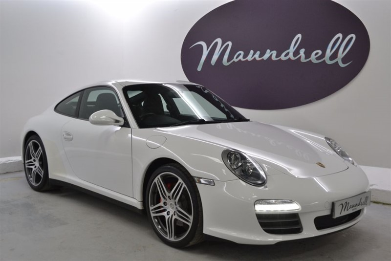 used Porsche 911 CARRERA 4S PDK, Heated Seats, Sport Chrono, Bose in oxfordshire