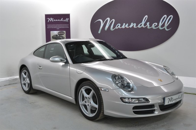 used Porsche 911 CARRERA 2, Sunroof, Navigation, PSM in oxfordshire