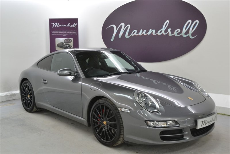 used Porsche 911 CARRERA 2 TIPTRONIC S, Heated Seats, Sport Exhaust, Sunroof in oxfordshire