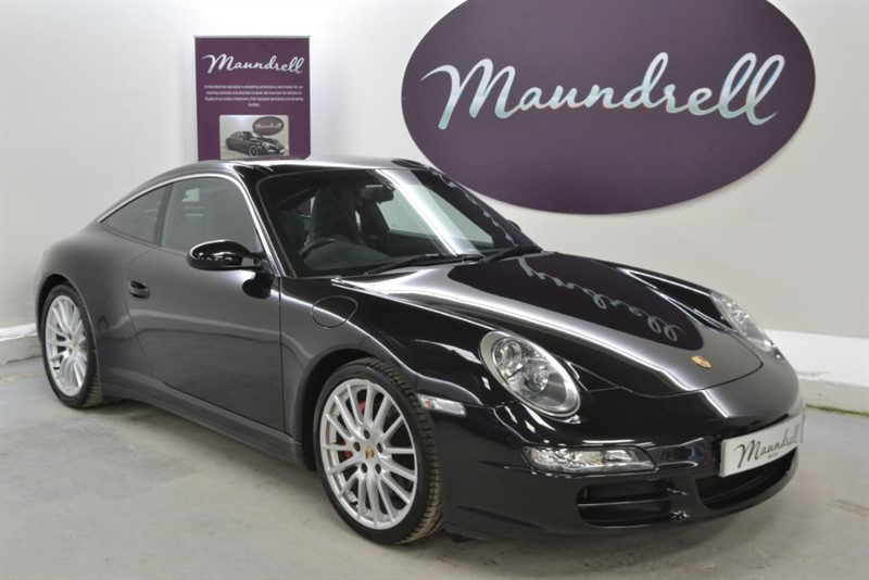 used Porsche 911 TARGA 4S TIPTRONIC S, Heated Seats, Bose, Park Assist in oxfordshire