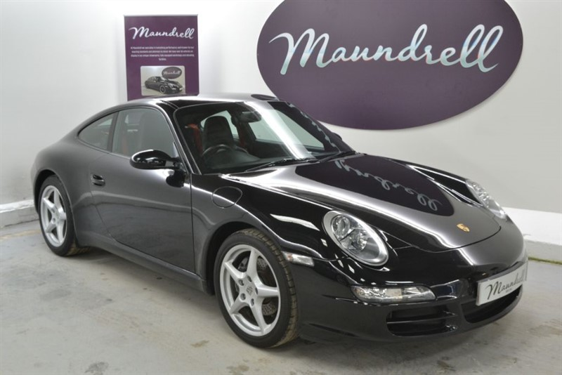 used Porsche 911 CARRERA 2, Navigation, Sports Seats in oxfordshire