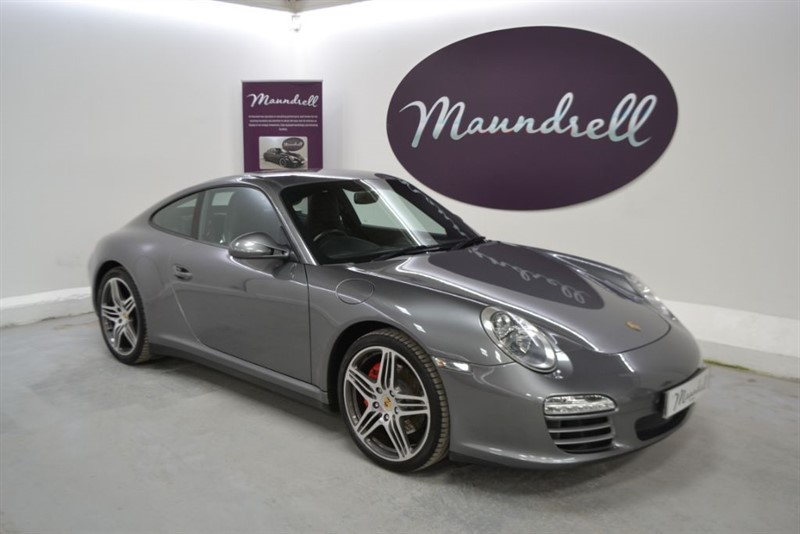 used Porsche 911 CARRERA 4S PDK, Sports chrono, electric heated seats, PCM3 in oxfordshire