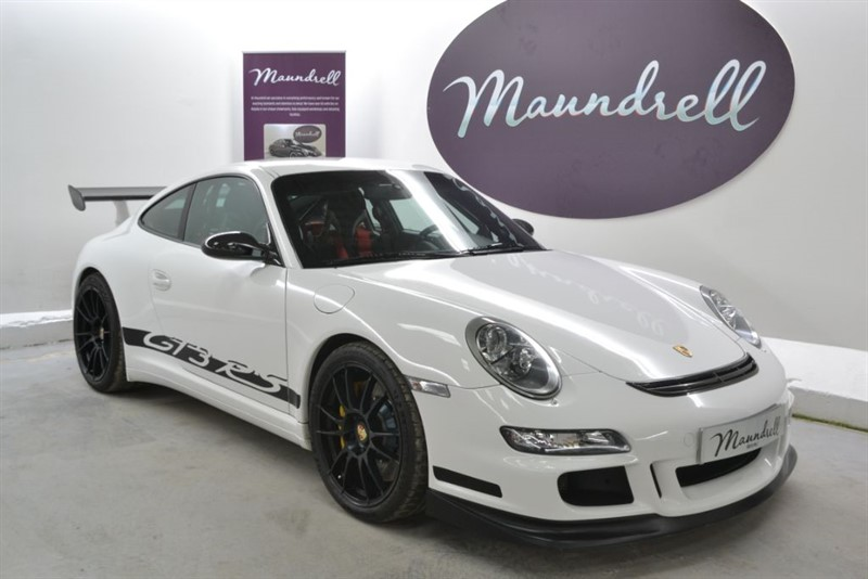 used Porsche 911 GT3 RS, LHD, Bucket Seats, Roll Cage, Akrapovic Exhaust in oxfordshire