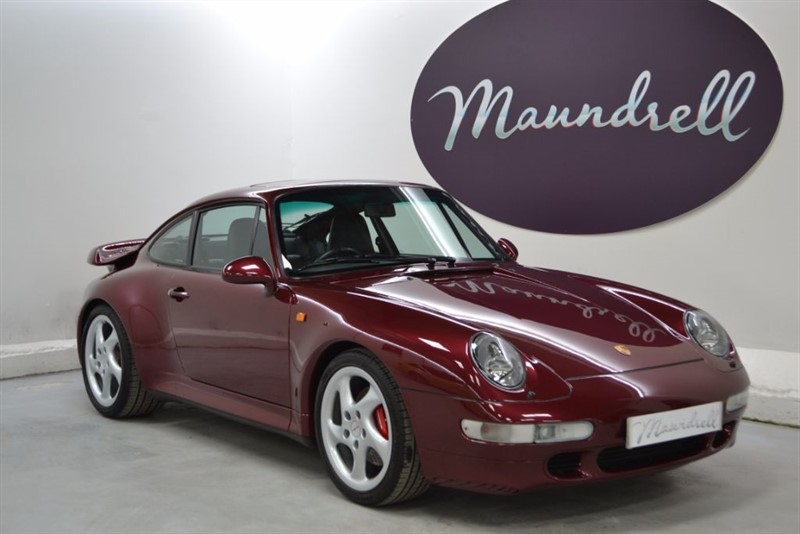 used Porsche 911 Turbo Turbo RHD, Sunroof, Sports Seats in oxfordshire