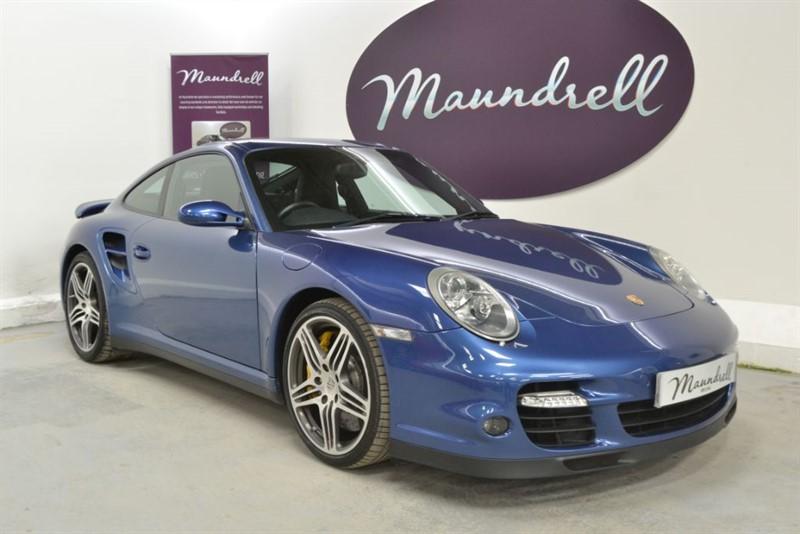 used Porsche 911 Turbo Ceramics, Sunroof, Sport Chrono, Short Shifter in oxfordshire