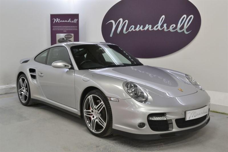 used Porsche 911 Turbo Porsche History, Sports Seats, Sunroof, Bose in oxfordshire