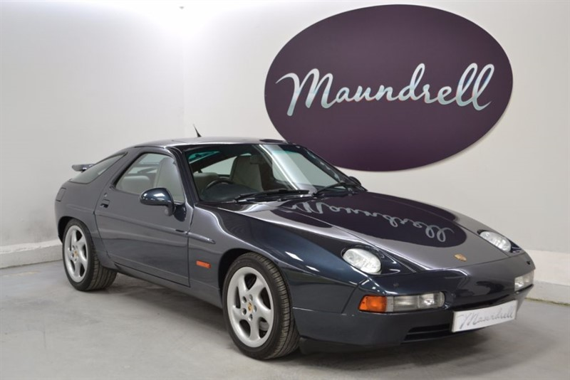 used Porsche 928 S 4, Comprehensive History, Sunroof, Cruise in oxfordshire