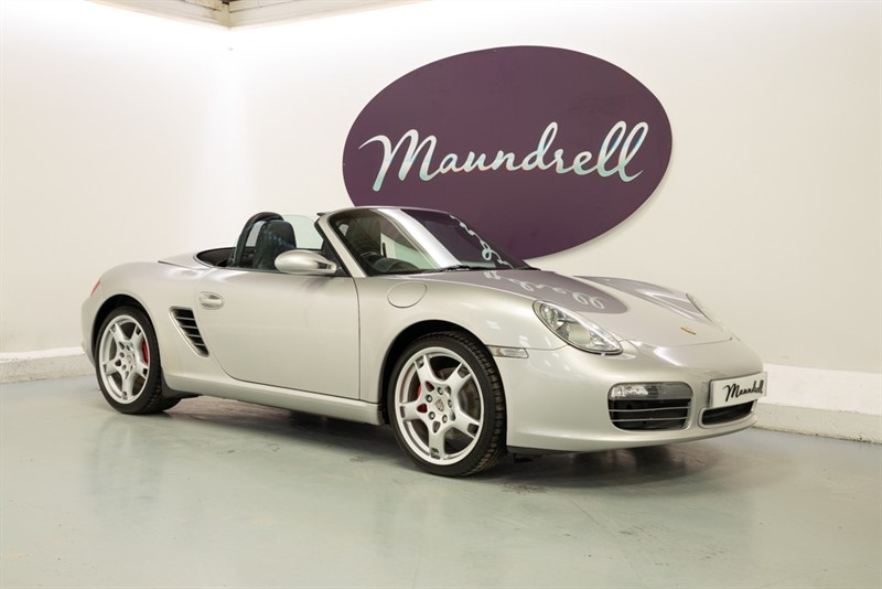used Porsche Boxster 24V S in oxfordshire