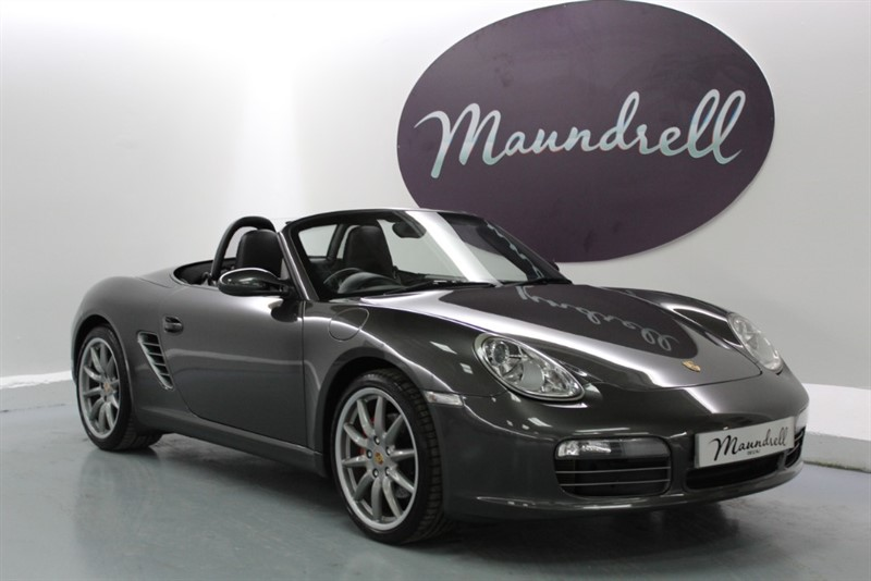 used Porsche Boxster S, Heated Seats, Cruise, Park Assist in oxfordshire