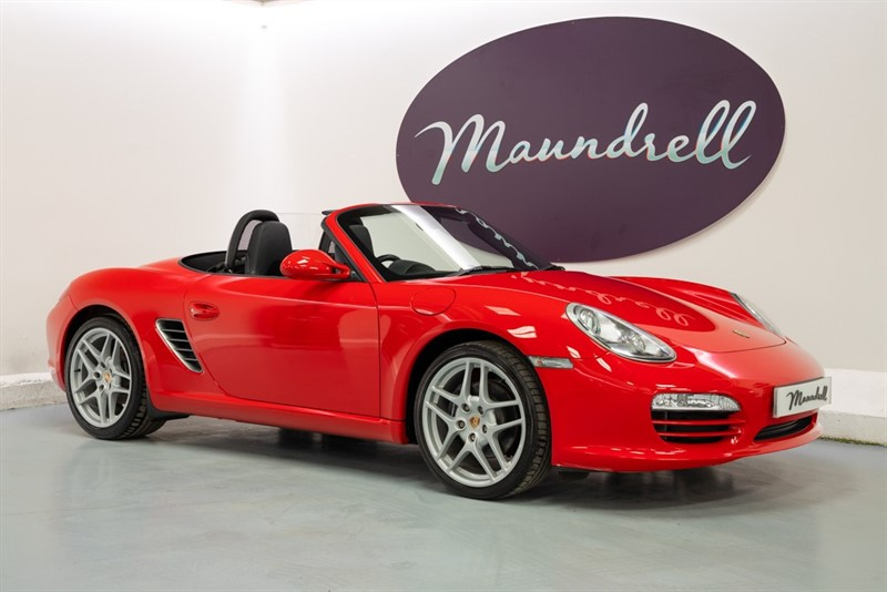 used Porsche Boxster PDK in oxfordshire