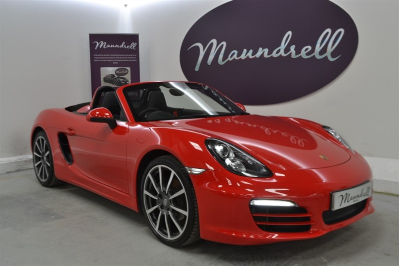 used Porsche Boxster 24V PDK in oxfordshire