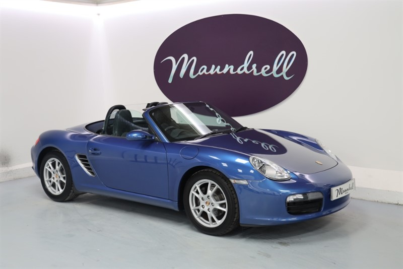 used Porsche Boxster 24V TIPTRONIC S in oxfordshire