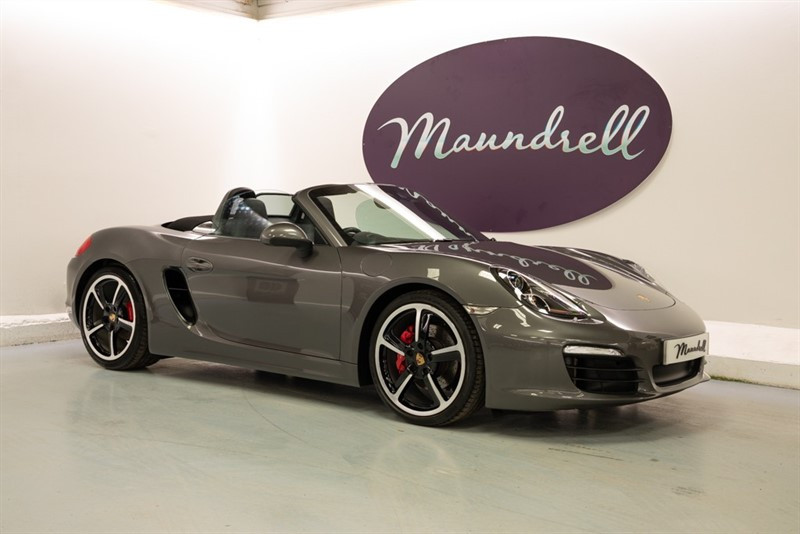 used Porsche Boxster 24V S PDK in oxfordshire