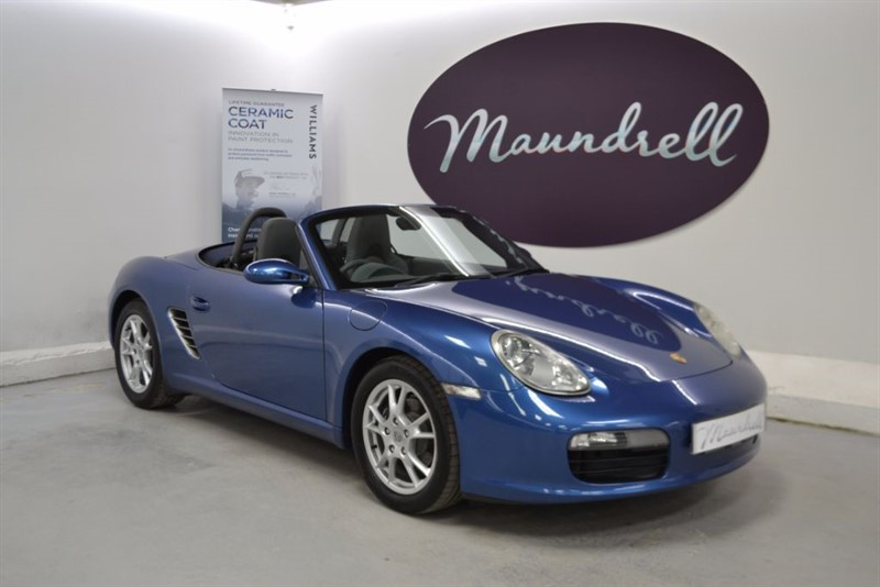 used Porsche Boxster 24V, Heated Sports Seats, Park Assist, Navigation in oxfordshire