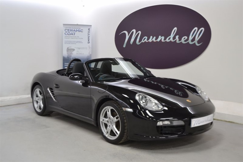 used Porsche Boxster 24V, Heated Seats, Park Assist, Bose in oxfordshire