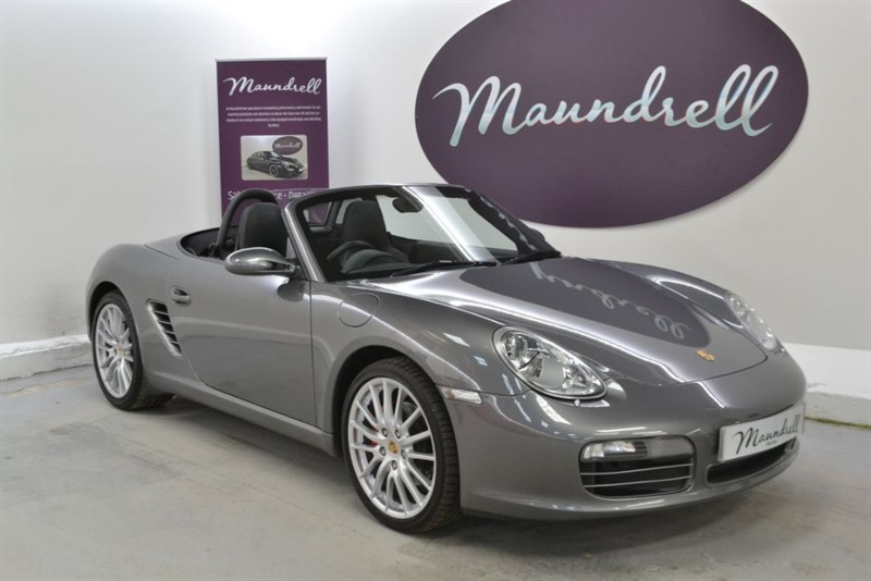 used Porsche Boxster 24V S, Heated Seats, Park Assist, Navigation in oxfordshire