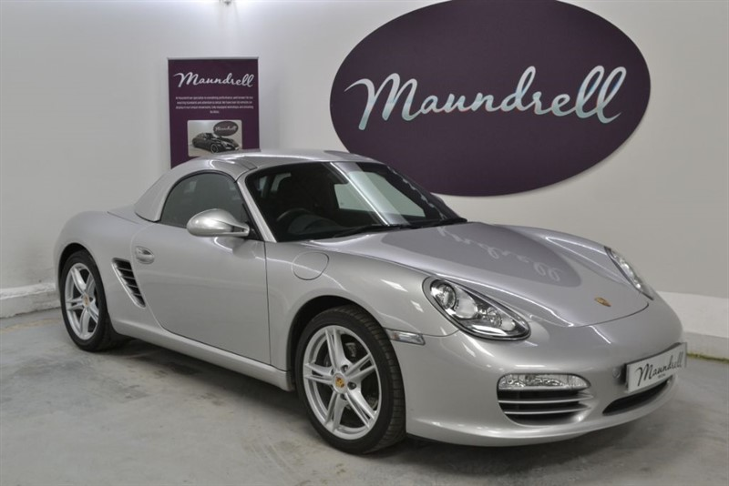 used Porsche Boxster 24V, Heated Seats, Hard Top, Bluetooth in oxfordshire