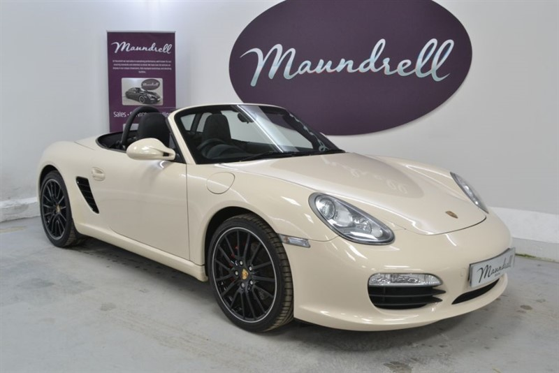 used Porsche Boxster 24V S, Nav, Bose, Heated Seats in oxfordshire