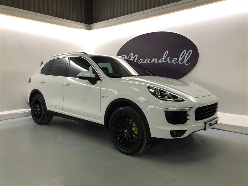 used Porsche Cayenne S E-HYBRID TIPTRONIC in oxfordshire