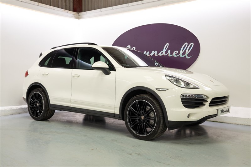 used Porsche Cayenne V8 S TIPTRONIC S in oxfordshire