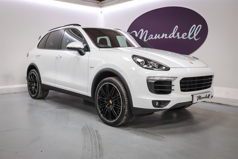 used Porsche Cayenne D V6 TIPTRONIC S in oxfordshire