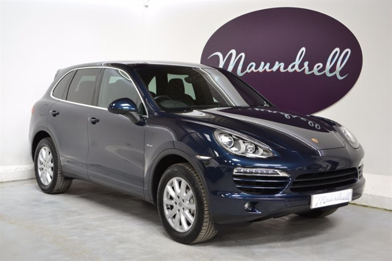 used Porsche Cayenne D V6 TIPTRONIC, ONE Owner, Reverse Camera, Pan' Roof in oxfordshire