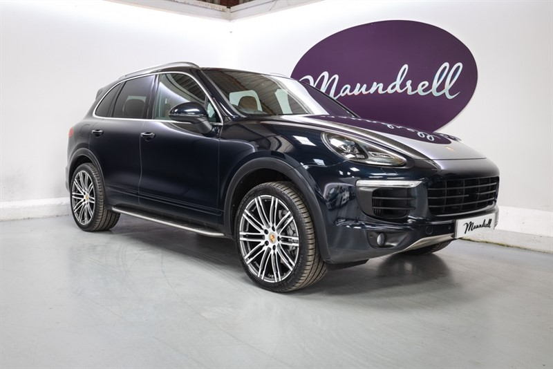 used Porsche Cayenne D V8 S TIPTRONIC S in oxfordshire