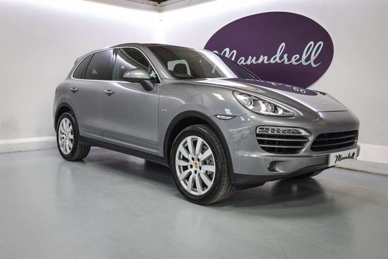 used Porsche Cayenne D V6 TIPTRONIC in oxfordshire