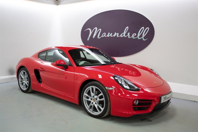 used Porsche Cayman 24V PDK in oxfordshire