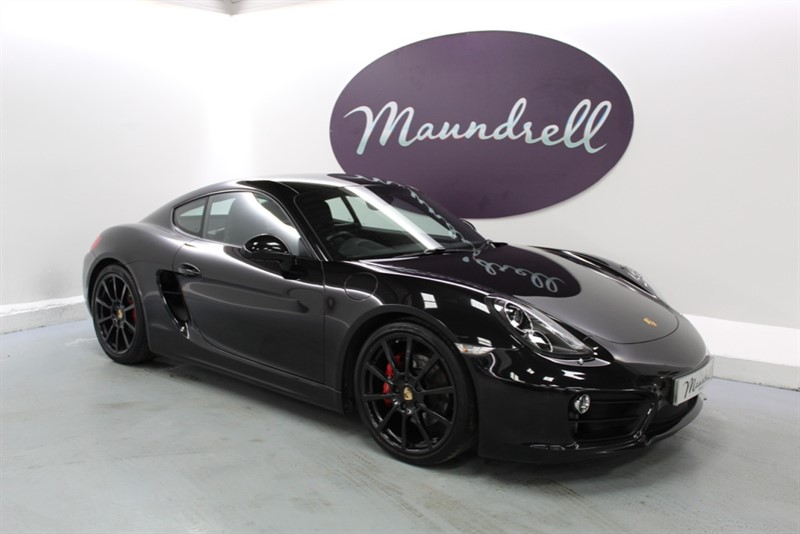 used Porsche Cayman 24V S PDK in oxfordshire