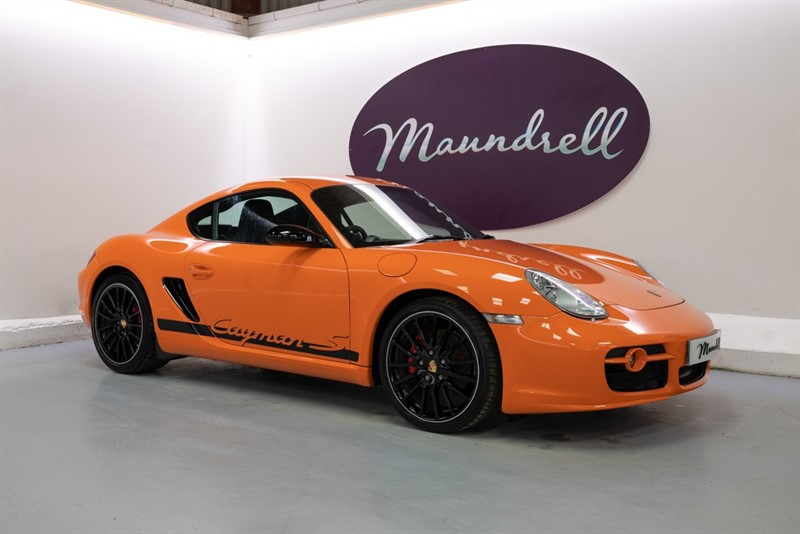 used Porsche Cayman S SPORT EDITION in oxfordshire