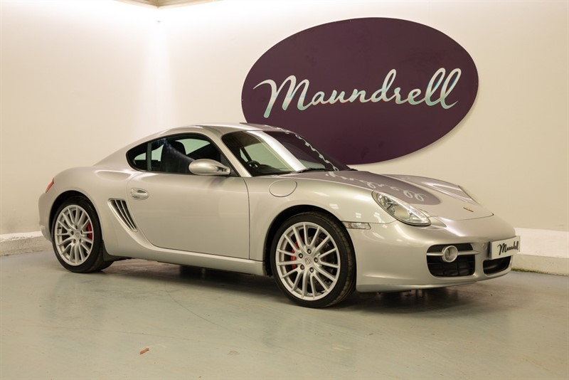 used Porsche Cayman 24V S in oxfordshire