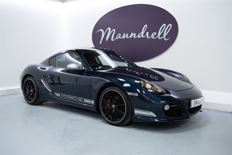 used Porsche Cayman R PDK in oxfordshire