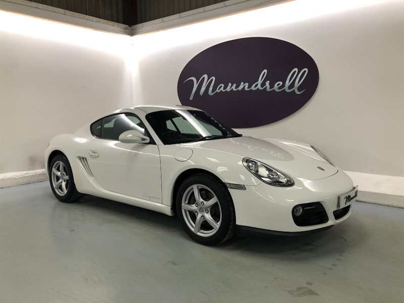 used Porsche Cayman 24V in oxfordshire