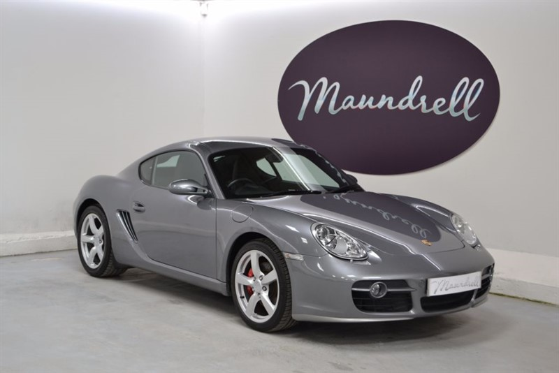 used Porsche Cayman 24V S, Park Assist, Bose, Cruise in oxfordshire