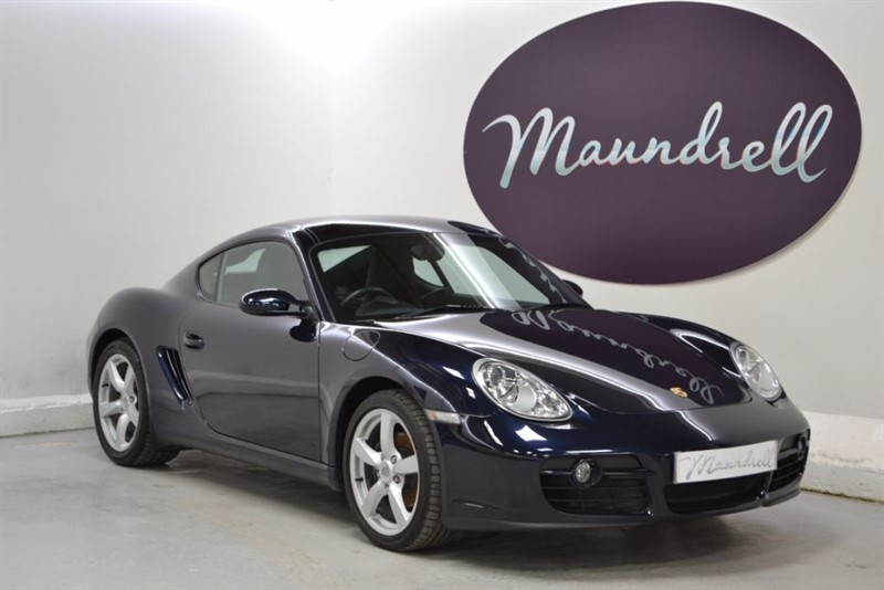 used Porsche Cayman 24V, Park Assist, Full Porsche History in oxfordshire