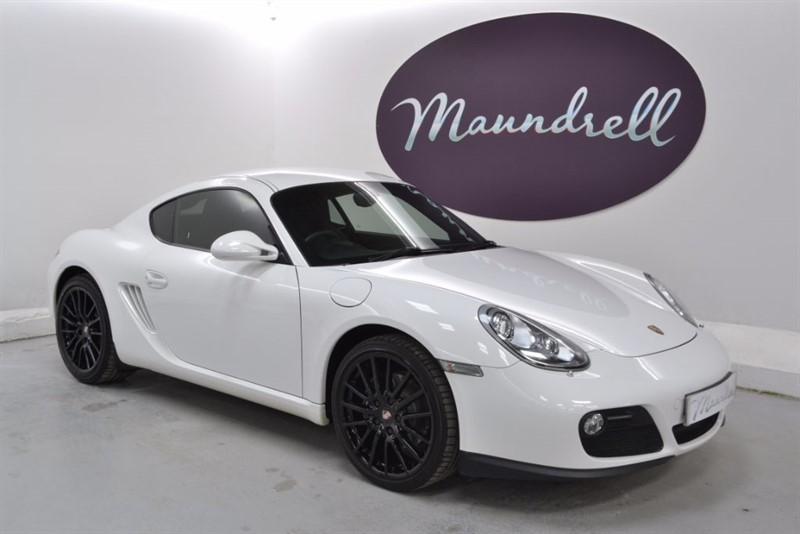 used Porsche Cayman PDK, Sports seats, navigation, Sport design alloys in oxfordshire