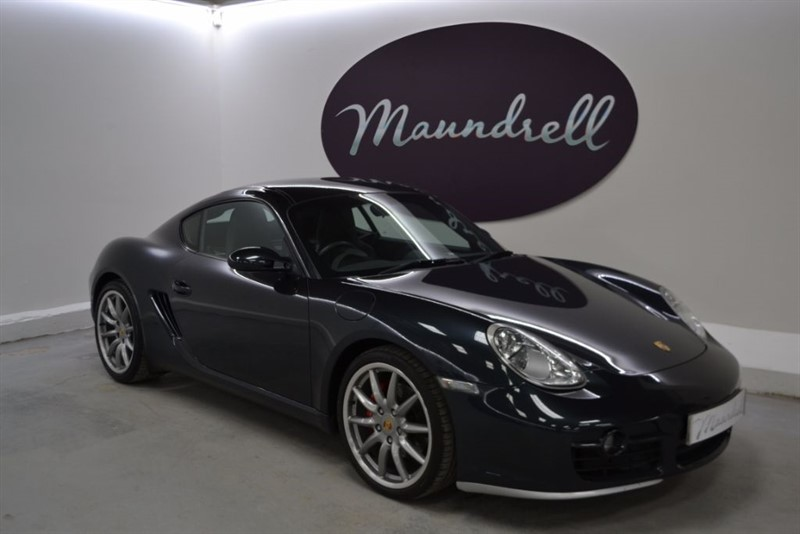 used Porsche Cayman 24V S, Heated Seats, Sport Chrono, Short Shift in oxfordshire