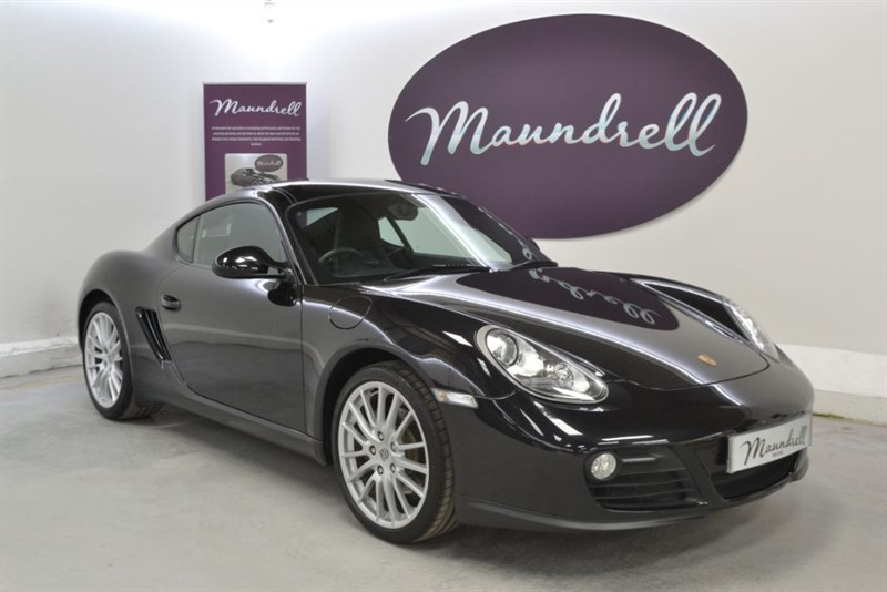 used Porsche Cayman 24V PDK, Heated Seats, Navigation, Park Assist in oxfordshire