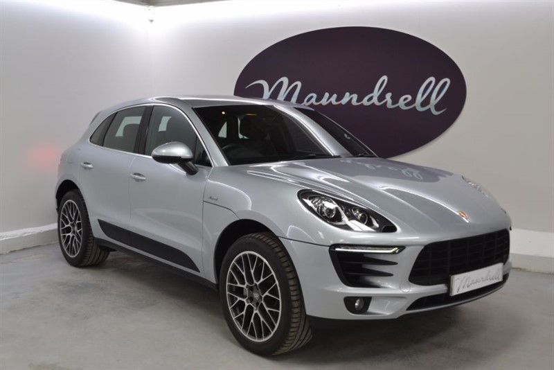 used Porsche Macan D S PDK, ONE Owner, 12 Month Warranty Included in oxfordshire