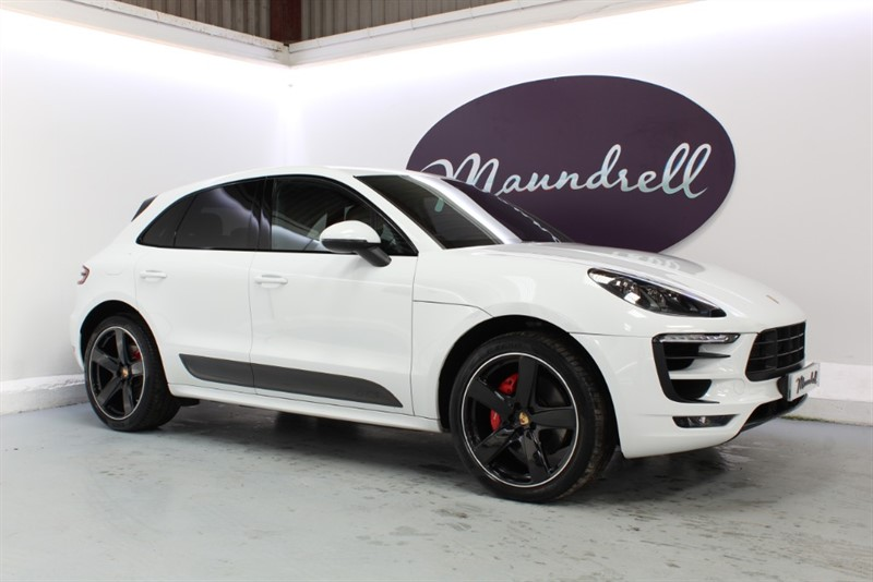 used Porsche Macan GTS PDK in oxfordshire
